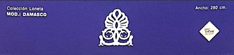 Loneta colores (ancho 280 cm.)